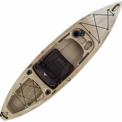 Ascend FS10 Sit-In Angler Kayak – Desert Storm
