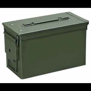BLACKHAWK! The Can Metal Ammo Box