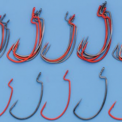 Gamakatsu® EWG Worm Hook Assortment