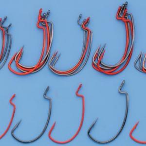 Gamakatsu® EWG Worm Hook Assortment