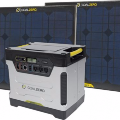 Goal Zero® Yeti 1250 Solar Generator Kit