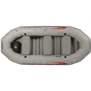 Intex Mariner 4-Person Inflatable Boat Set