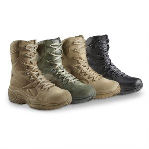 Reebok Men's ERT Tactical Boots, Waterproof