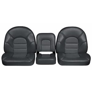 Tempress 5-Piece Deluxe Bench Style Boat Seats