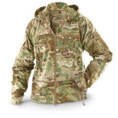 U.S. Military Surplus OCP Soft-Shell Jacket, New