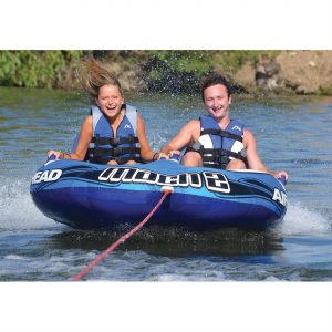 Airhead® Mach 2-rider Towable Tube