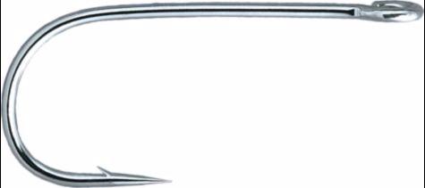 Gamakatsu® Open-Eye Siwash Hooks
