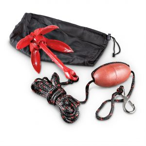 Grappling Anchor Kit