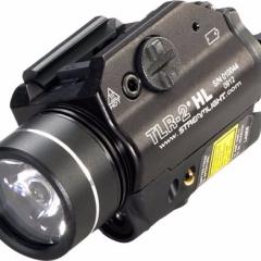 Streamlight® TLR HL™ Rail-Mounted Tactical Lights
