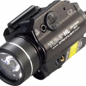 Streamlight® TLR HL™ Rail-Mounted Tactical Lights