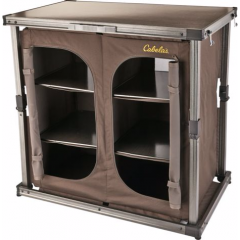 Cabela's Six-Compartment Camp Cupboard