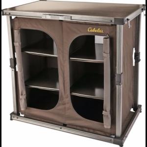 Cabela's Six-Compartment Camp Cupboard