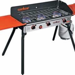 Camp Chef® Pro Series Deluxe Three-Burner Stove