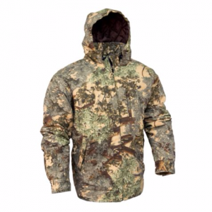 King's Camo Hooded Classic Ripstop Insulated Jacket
