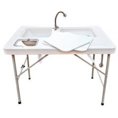 Coldcreek Outfitters Ultimate Fillet Station with Faucet
