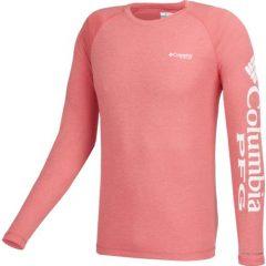 Columbia Sportswear Men's Terminal Tackle Heather Long Sleeve Shirt